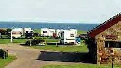 Picture of Sandfield House Farm Caravan Park, North Yorkshire