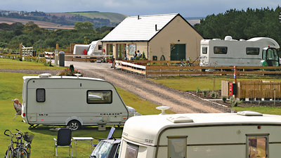 Photo of Dunbar Camping and Caravanning Club Site