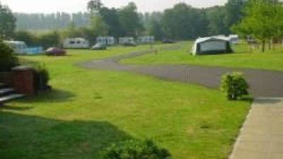 Picture of Bearsted Caravan Club Site, Kent