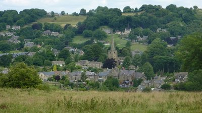 Ashover village from the south  (© © Copyright Andrew Hill (https://www.geograph.org.uk/profile/17057)  and licensed for reuse (http://www.geograph.org.uk/reuse.php?id=1979333) under this Creative Commons Licence (https://creativecommons.org/licenses/by-sa/2.0/).)