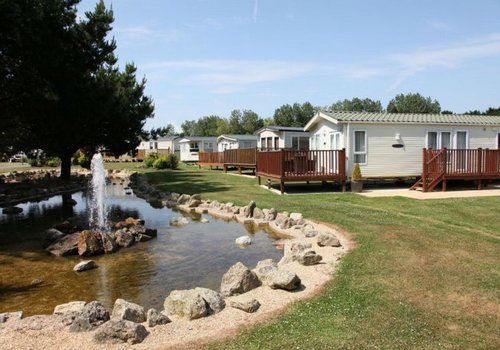 Photo of Holiday Home/Static caravan: Pet-friendly Classic Extra 12' Wide 2 Bed Caravan, Sleeps 4