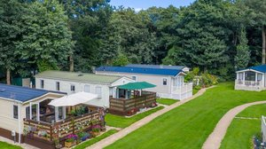 Holidays in West Yorkshire - Nostell Priory Boutique Holiday Park