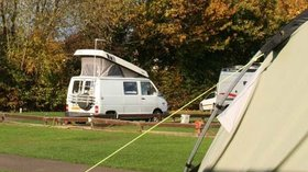 Picture of Oxford Camping and Caravanning Club Site, Oxfordshire