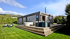 Self-catering holidays in Somerset - Luxury self-catering eco-lodges