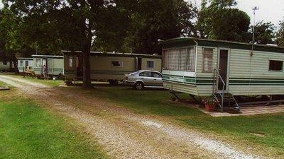 Static caravans