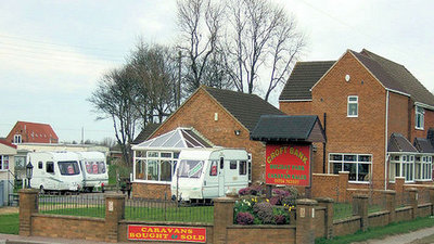 Picture of Croft Bank Holiday Park, Lincolnshire, Central North England
