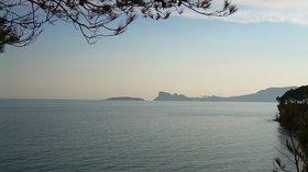 In the Var region - Saint cyr sur mer