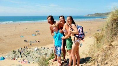 Picture of Golden Coast Holiday Park - Woolacombe, Devon, South West England