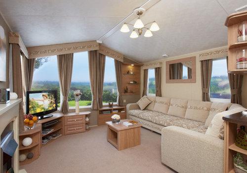 Photo of Holiday Home/Static caravan: Platinum with Deck 2 bed Caravan, Sleeps 4
