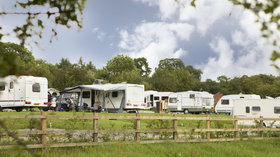 Picture of Peakland Caravan & Camping Park, Derbyshire