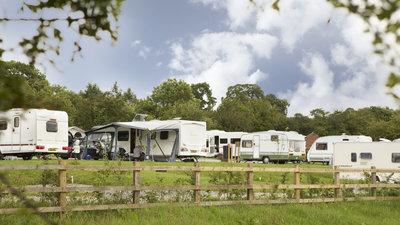 Picture of Peakland Caravan & Camping Park, Derbyshire