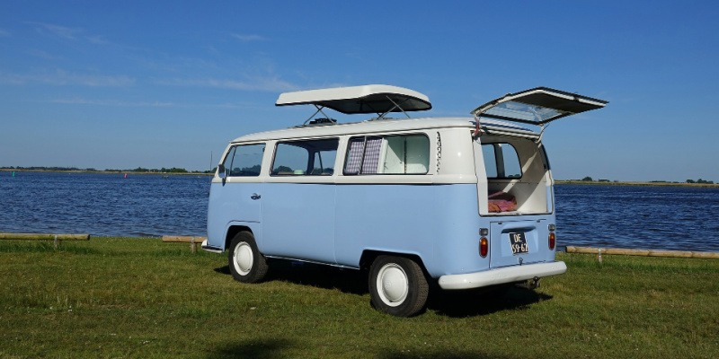 Travel Survey 2021 - VW camper van