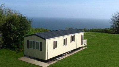 Picture of Dunscombe Manor Caravan Park, Devon