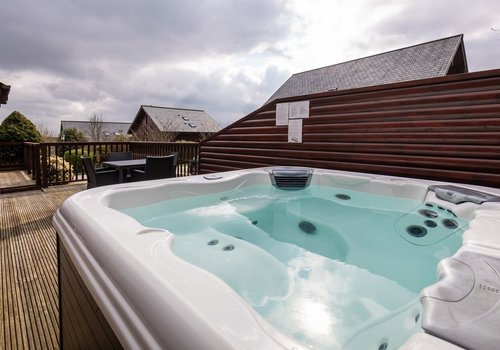 Photo of Lodge: Vercana Hot Tub Lodge