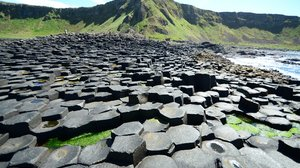 Holiday in Derry - Giants Causeway