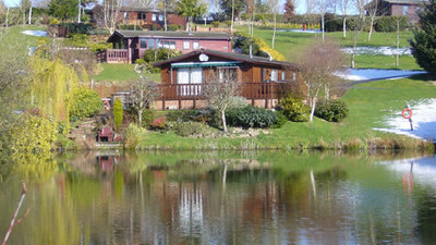 Picture of Brightwater Lakes Holiday Park, Powys