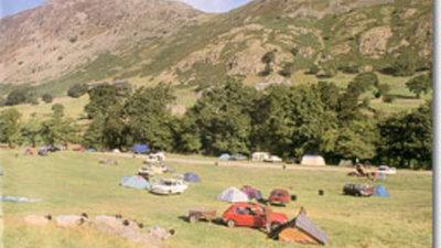 Picture of Gillside Caravan & Campsite, Cumbria, North of England