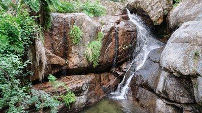 Aitone cascade Evisa (© Photo: Myrabella/Wikimedia Commons, via Wikimedia Commons (original photo: https://commons.wikimedia.org/wiki/File:Aitone_cascade_Evisa.jpg))