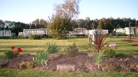 Picture of Kingfisher Holiday Park, Staffordshire