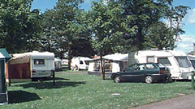 Picture of Woodlands Caravan Park, Angus