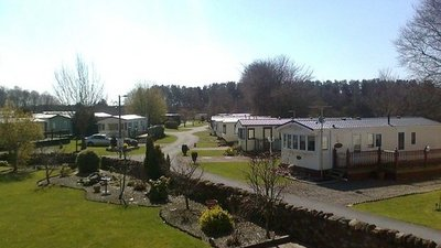 Picture of Halleaths Caravan And Camping Park, Dumfries & Galloway, Scotland