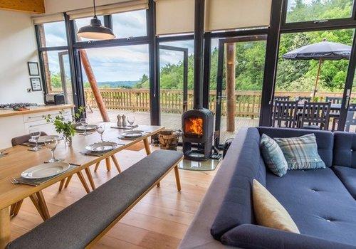 Photo of Lodge: Lodge 19, Premium Family Eco-Lodge
