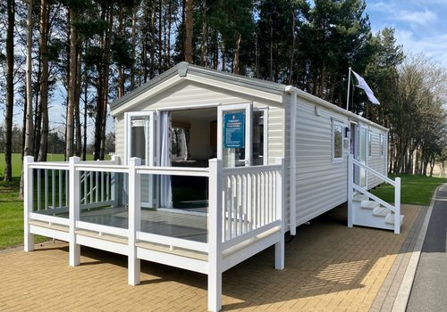 Photo of Holiday Home/Static caravan: 2/3-Bed Europa Shorewood Outlook