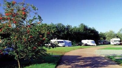 Picture of West Ayton Caravan Club Site, North Yorkshire