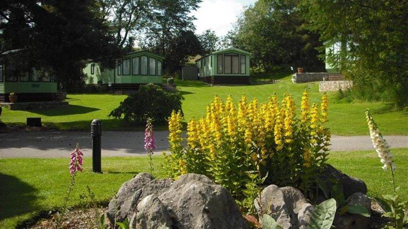 Lancashire holidays - Hawthorns Caravan Park