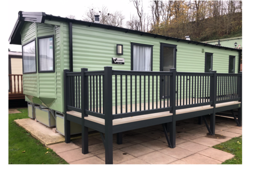 Photo of Holiday Home/Static caravan: Willerby Rio Gold