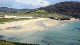 Mizen Head beach - County Cork, South West Ireland