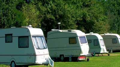 Picture of Lanarth Hotel & Caravan Park - Touring pitches at Lanarth Hotel & Caravan Park