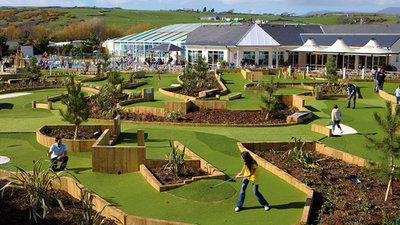 Picture of Greenacres Holiday Park, Gwynedd, Wales