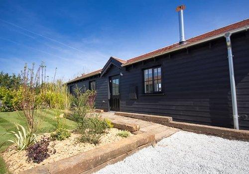 Photo of Lodge: 2-Bed Lakehouse, Sleeps 4