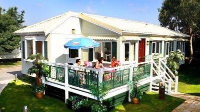 Casita Luxury Lodge - The Casita sleeps 6 people in comfort.