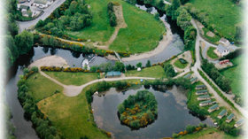 Picture of Hidden Valley Holiday Park, Wicklow