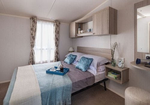 Photo of Holiday Home/Static caravan: 2 Bed Gold Caravan (New Model)
