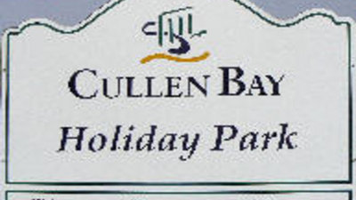 Cullen Bay Caravan Park's badge