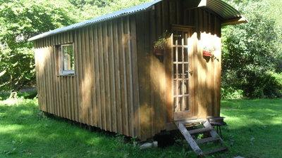 Dartmoor Sheperds Huts