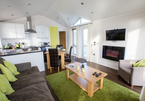 Photo of Holiday Home/Static caravan: 2-Bed Pet-Friendly Superior Plus Caravan