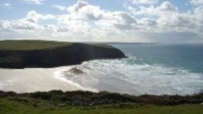 Picture of Magic Cove Touring Park, Cornwall, South West England - Great coastline at Magic Cove Touring Park