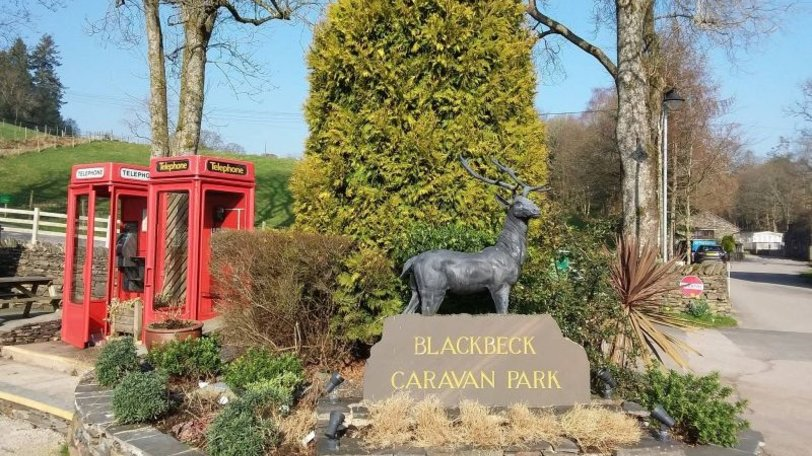 Holiday Park in the Lake District - Welcome to Black Beck Holiday Park