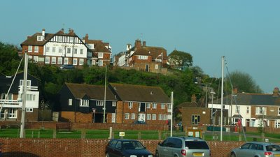 Rye, East Sussex (© By TristanAidan (Own work) [Public domain], via Wikimedia Commons)