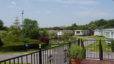 Picture of Centre House Caravan Park, East Riding Yorkshire, North of England