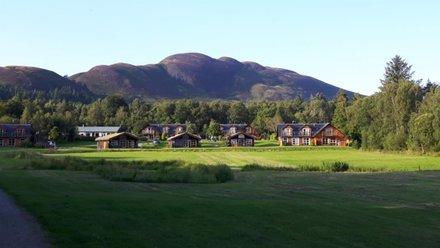 Holidays in Loch Lomond - Loch Lomond Lakeside
