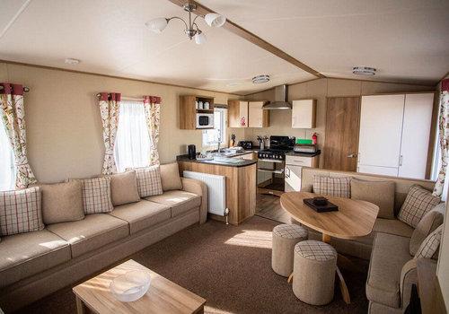 Photo of Holiday Home/Static caravan: 3-Bed Caravan