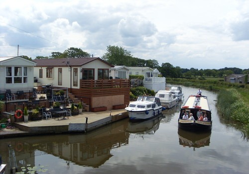 Smithy Caravan Park - Holiday homes on the site of Smithy Caravan Park