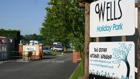 Picture of Wells Holiday Park, Somerset, South West England