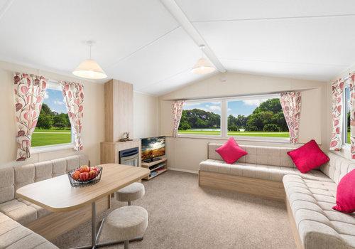 Photo of Holiday Home/Static caravan: 2 bed Classic 10' Caravan