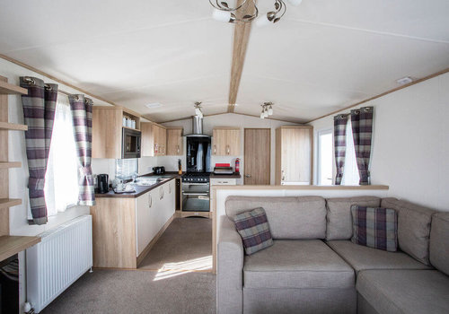 Photo of Holiday Home/Static caravan: 2-Bed Caravan